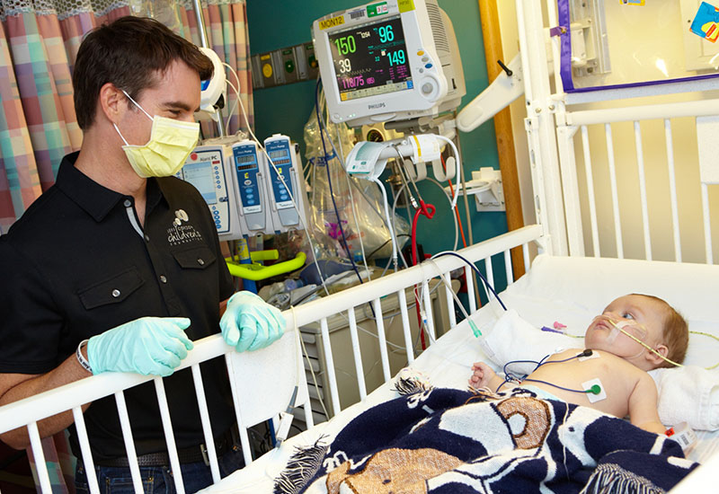 Children's Oncology Group, Jeff Gordon pediatric cancer charity