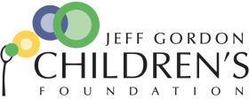Jeff Gordon Children's Foundation logo