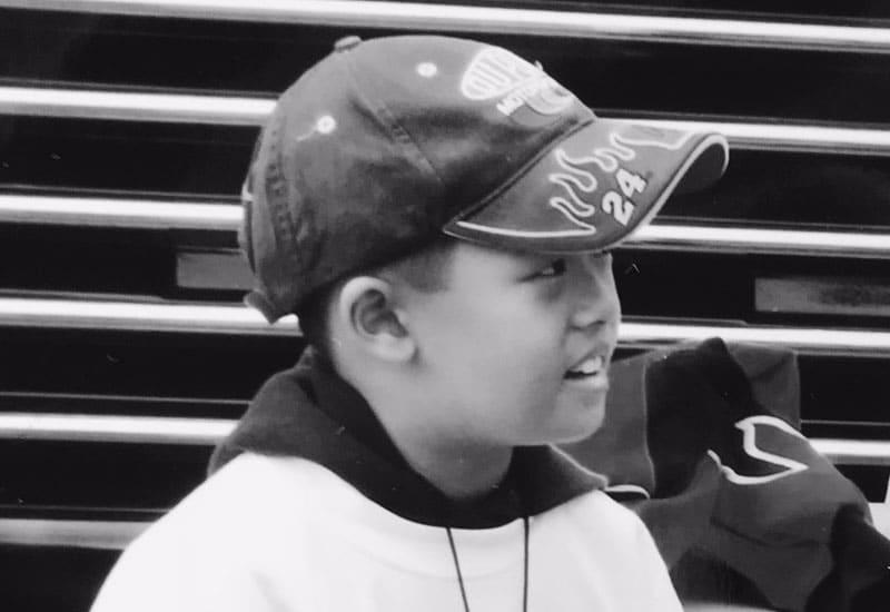 Childhood leukemia survivor, Jonathan