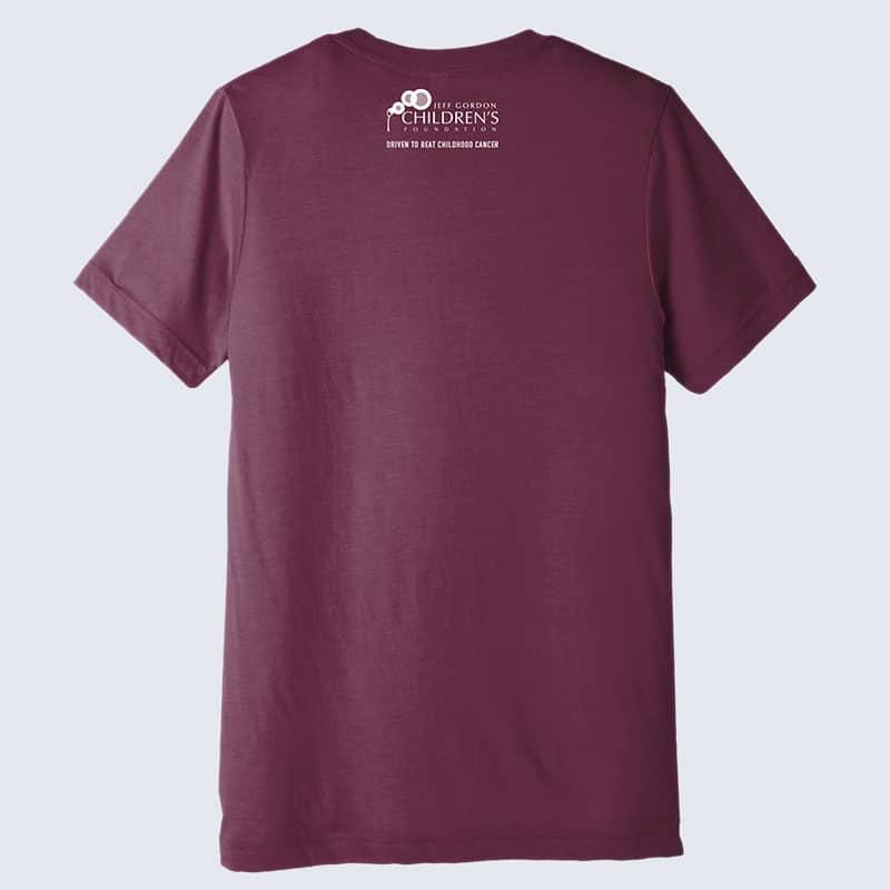 JGCF Giving Tuesday CLT t-shirt back
