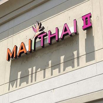 Mai Thai II Concord, NC Logo