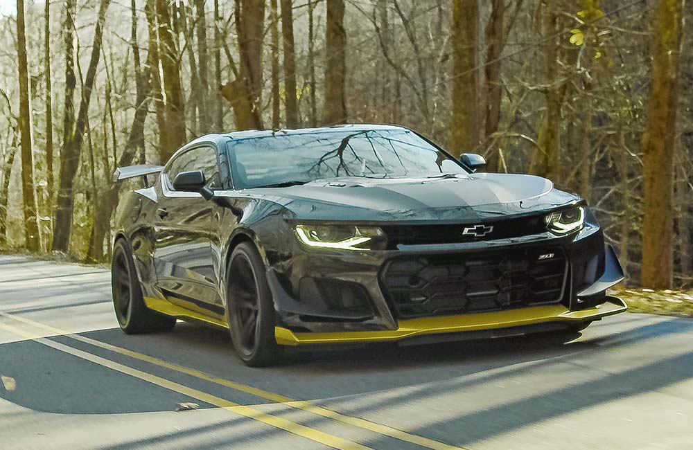 Camaro for a Cure 2021